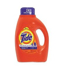 Tide 13878 Original Scent Liquid Laundry Detergent, 50 Ounces,... ($43) ❤ liked on Polyvore featuring other