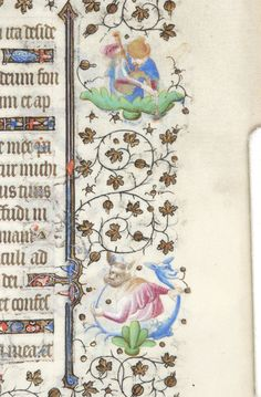 Book of Hours, MS M.919 fol. 229r - Images from Medieval and Renaissance Manuscripts - The Morgan Library & Museum