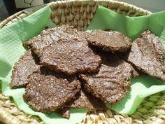 PERNÍČKOVÉ SUŠIENKY (mandle, ľan, ďatle, suš. slivky, perníkové korenie, kakao, citrónová kôra...)