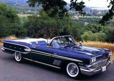 '58 Pontiac