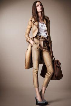 Sfilata Burberry Prorsum London - Pre-collezioni Primavera Estate 2013 - Vogue