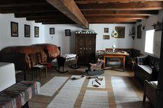 a few days at the Danube-bend (Szentendre - Visegrád)  interieurs of the open-air ethnographical museum (Skanzen) Szentendre - from Esterda