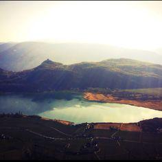 Misty mountain quiet