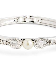 Precious Pearl Bracelet - JewelMint under $30