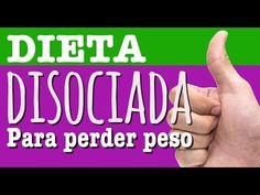 La INCREIBLE dieta disociada Menu Dieta, Youtube, Fitness, Healthy Food, Eating Clean, Food Charts, Lose 15 Pounds, Pastries, Cooking