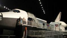 Shuttle Training WPAFB Air Museum Dayton, Ohio