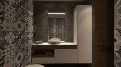 DKY DESİGN – Modern Ktchn: modern tarz Banyo