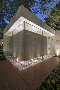 be7bee97fc4 Casa conceito projetada pela designer de interiores Jóia Bergamo