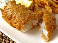 Best Fish Recipes, Quick Pasta Recipes, Cooking Recipes, Fish Batter Recipe, Good Food, Yummy Food, How To Cook Fish, Russian Recipes, Fried Fish