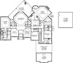 Jim walters homes plantation exterior home floor plans for Monster house floor plans