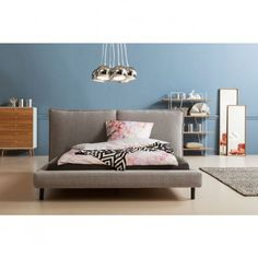 1000 ideas about lit 160x200 on pinterest lit 140x200 ikea and lit - Cdiscount sommier 160x200 ...