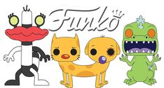 Funk announced that they are going to bring us a line based on some of our favorite 90s Nickelodeon characters. Funko is excited to introduce CatDog, Aaahh!!! Real Monsters & Rugrats! Pop! Animation: CatDog Pop! Animation: Aaahh!!! Real Monsters - Krumm Pop! Animation:... #culture #figure #funko