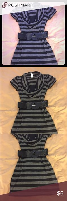 Medium dress GUC. includes belt Espresso Dresses