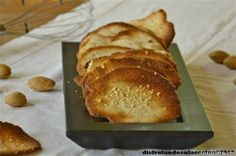 Tejas de almendra y limon Tostadas, Pasta, Cupcakes, Bread, Food, Lolly Cake, Buns, Almonds, Cooking Recipes