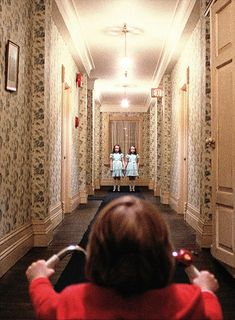 The Shinning, 1980' par Stanley Kubrick.