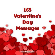 165 Happy Valentine's Day Messages for Him and Her with Images