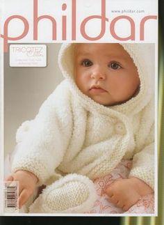 Archivo de álbumes Knitting Books, Crochet Books, Knitting For Kids, Baby Knitting, Knitting Magazine, Crochet Magazine, Crochet For Boys, Crochet Baby, Tricot Baby