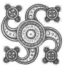 Esoteric meaning of the symbol of the swastika. Esoteric symbolism of the swastika Viking Symbols, Ancient Symbols, Ancient Art, Mayan Symbols, Egyptian Symbols, Viking Runes, History Of Romania, Occult Art, Symbolic Tattoos