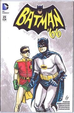 batman 66 and robin 66 Batman Tv Show, Batman Tv Series, Batman Comic Books, Batman Comics, Dc Comics, Batman 1966, Batman And Superman, Batman Robin, Batman Stuff