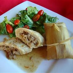 Real Homemade Tamales Recipe on Yummly