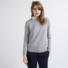 cashmere from @Everlane