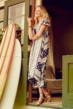 Summertide Swing Dress