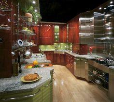 Safari kitchen by Paul Neff  : )
