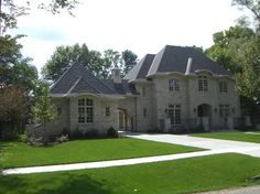 Custom Architecture - traditional - Exterior - Chicago - JB Architecture Group, Inc.