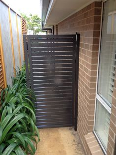 9 Fascinating Useful Ideas: Backyard Fence With View gray brick fence.Backyard Fence With View. Brick Fence, Concrete Fence, Front Yard Fence, Fenced In Yard, Stone Fence, Gabion Fence, Fence Stain, Pallet Fence, Bamboo Fence