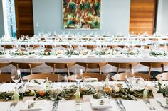Cable Bay with Emma and Glen - Feb 2016 - Coco Lily Events Cable, Table Settings, Reception, Lily, Events, Table Decorations, Home Decor, Cabo, Decoration Home