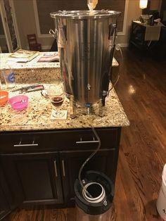 Jan 8 17:  lagering in a keg?  Let's try it!