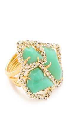 Ashlees Loves: Cocktail Rings  more @ashleesloves.com  #ring #cocktail-ring #jewelry #fashion #style