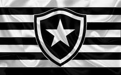 Download imagens Botafogo RJ FC, Brasileiro de clubes de futebol, emblema, logo, Brasileiro Serie A, futebol, Rio de Janeiro, Brasil, seda bandeira Logos, Volkswagen Logo, Sport, Buick Logo, Fifa, Soccer, Rio De Janeiro, Soccer Pictures, Football Squads
