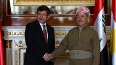 "Turkish Prime Minister Ahmet Davutoglu says the stability of the Iraqi Kurdistan Region is ""very important"" to Turkey."