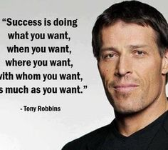 Agreed.  Also other forms of success as well...