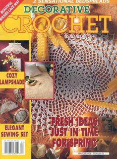 Decorative Crochet Magazines 56 - Gitte Andersen - Picasa Web Albums