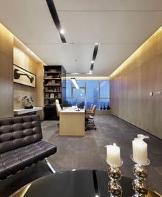Midea Real Estate • Forest City Times Office Show Flat 02 by C&C Design Co., Guiyang - China