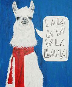 My life in one Llama