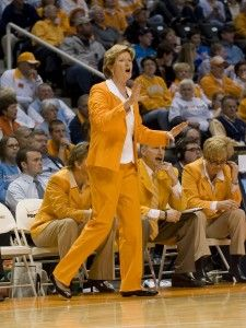 Pat Summit - a strong woman