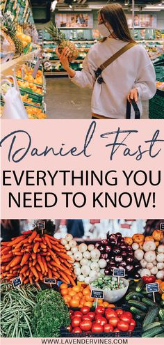 Daniel Fast Food List, Daniel Fast Meal Plan, 21 Day Daniel Fast, 21 Day Fast, The Daniel Plan, Daniel Fast Recipes, Daniel Fast Meals, Fast And Pray, Gluten Free Bagels