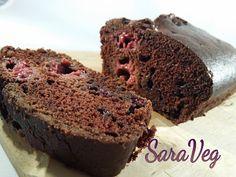 SaraVeg: Plumcake di mirtilli e lamponi Vegan