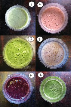 Healthy Drinks: so many options!