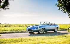 The Jaguar E-Type was released in 1961 to unanimous praise from both the motoring media and the general public. At the time most sports cars have live rear axles, body-on-frame construction, drum brakes, and 0-60 mph times that could be bested by an appropriately motivated horse. The E-Type, or XK-E as it was known in the...