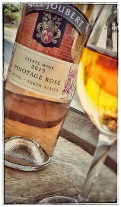 #Neil Joubert - Pinotage Rose