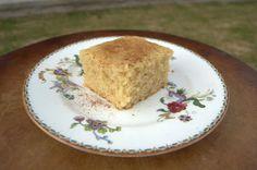Eggless Vanilla Cardamom Cake