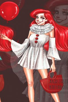 #Disney #girls #movie #princesses This Artist Reimagined Disney Princesses as Horror Movie Villains and Theyre Scary Goodbrp classfirstletterPlease scroll down we have major content on our web page about theyrepThe powerful figure We Offer You About horrorbrA quality image can tell you many things You can find the Most elegantly figure that can be presented to you about horror in this account When you look at our dashboard there are the better liked photographs with the highest… Disney Princess Jewelry, Disney Princess Outfits, Disney Princess Drawings, Cute Disney, Disney Girls, Disney Art, Disney Movies, Bad Princess, Modern Princess