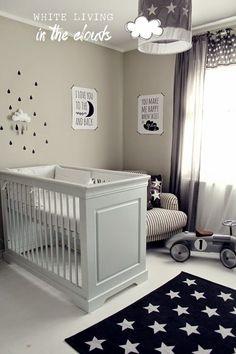 40 inspirações de quartos para meninos que fogem do azul!