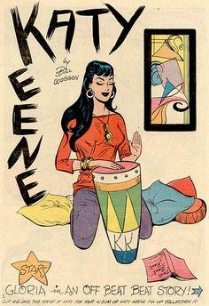 Katy Keene Character   katy keene (character)   katie keene images wallpapers   imagesbee.com