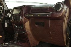 Jeep Wrangler Nighthawk by Starwood Motors