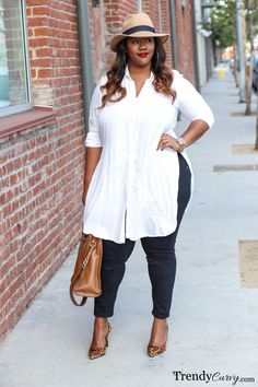 Plus Size Fashion for Women -Trendy Curvy